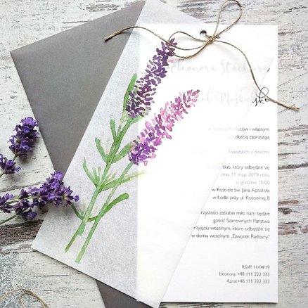 Zaproszenia ślubne Zawiadomienia Winietki Na Stół Weselny Gadżety