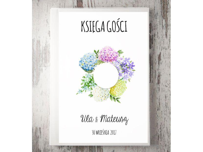 Dodatki: Księgi Gości Weselnych kg18 - zdjęcie nr 1
