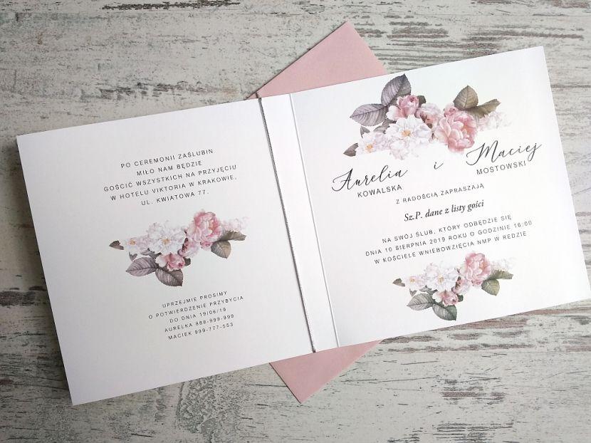 Zaproszenia ślubne: Nowości N20209918 - zdjęcie nr 2