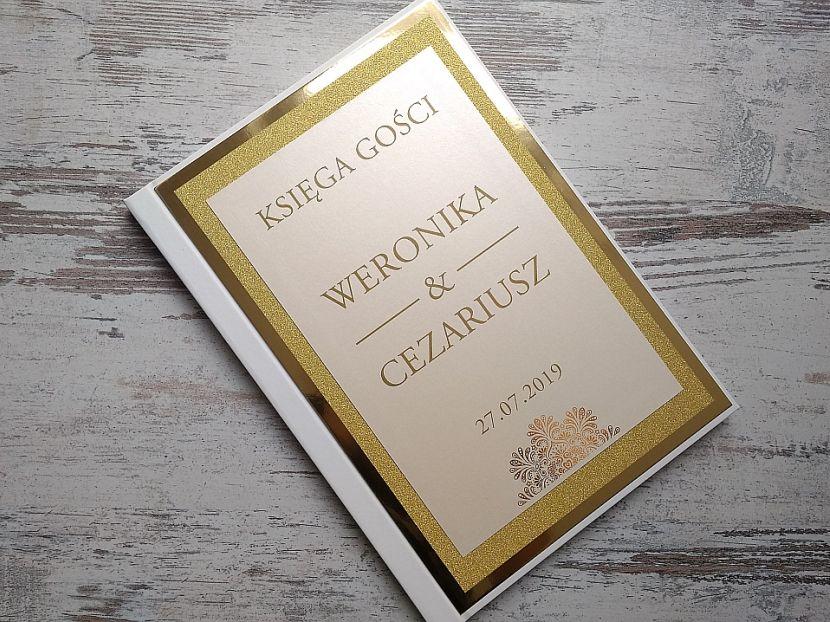 Dodatki: Księgi Gości Weselnych KS21 - zdjęcie nr 1
