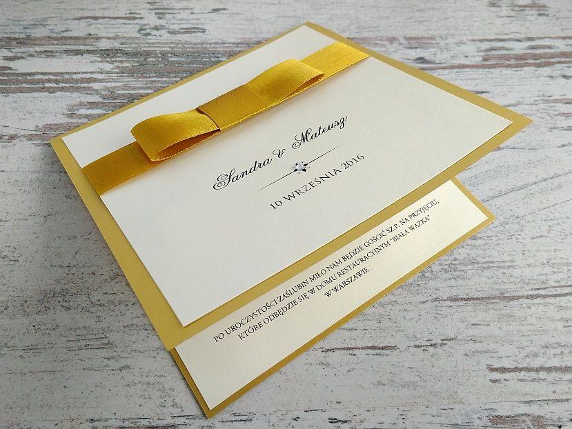 Zaproszenia ślubne: Royal Style RS25 - zdjęcie nr 3