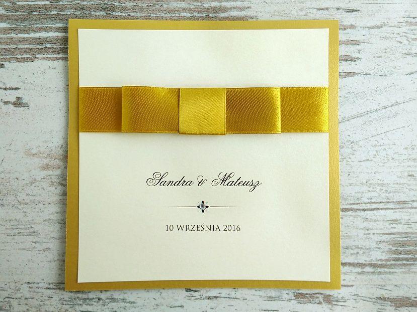 Zaproszenia ślubne: Royal Style RS25 - zdjęcie nr 1
